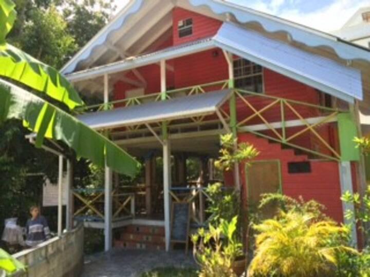 Coco Mango Suite# 11: River Bungalow.