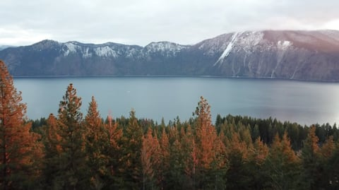 Heavenly Views on Lake Pend Oreille