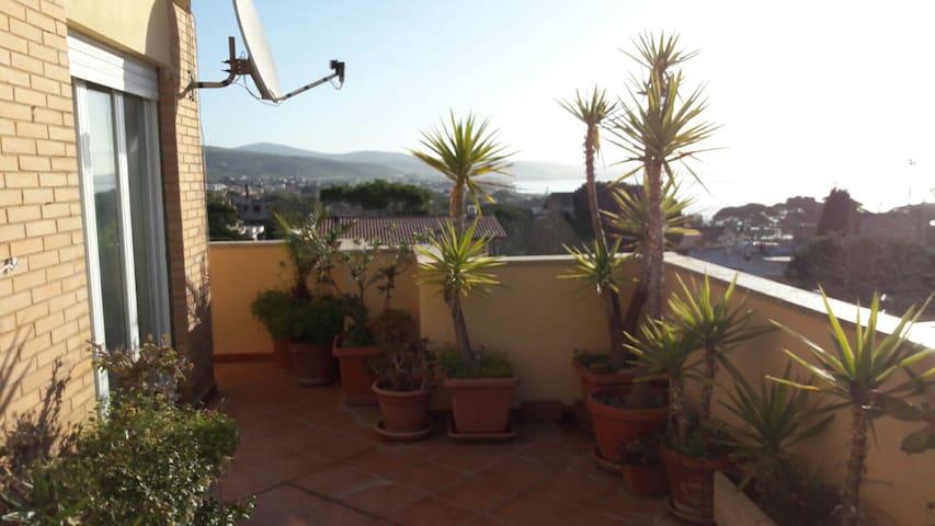 Casa Vacanze primavera estate 2017 - Santa Marinella - Apartamento