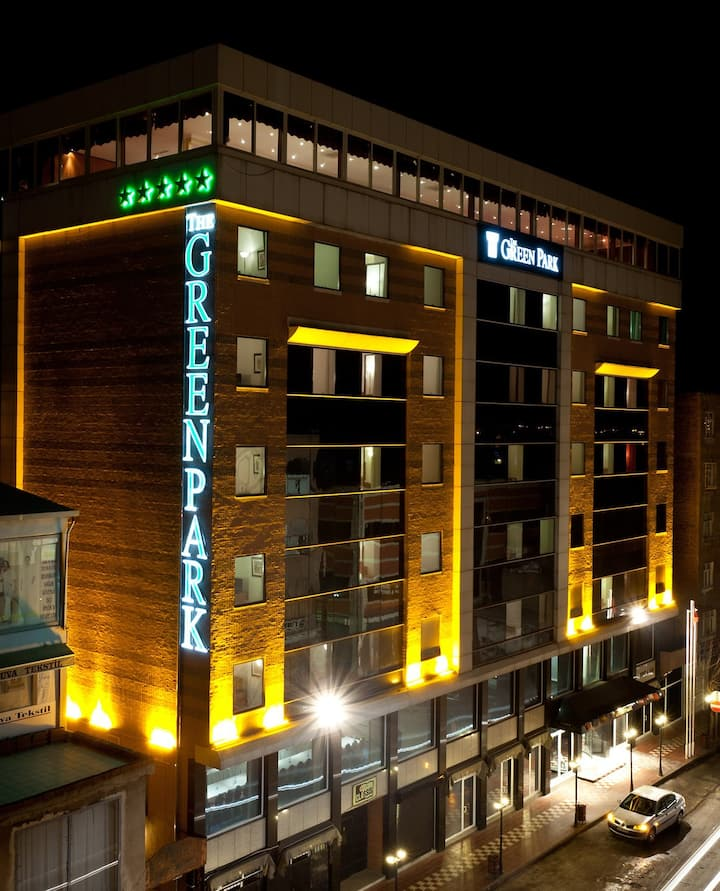 The Green Park Diyarbakir 5 Star Hotel