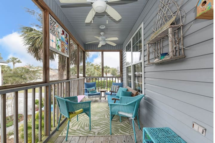 Perfect getaway for young families. Tybee Paradise