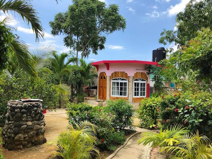 Gazebo Room - Coral Cottage Jamaica