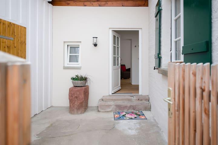 Cottage/Ferienhäuschen