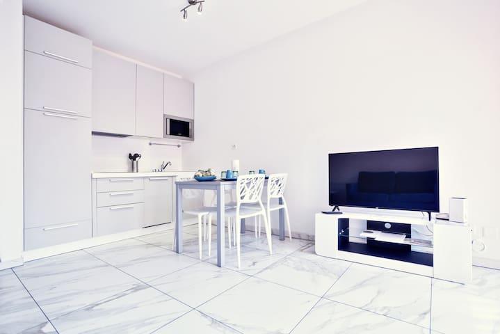 Modern Apartment in Lugano Center (IL PARCO 4)