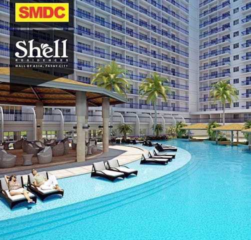 1 Bedroom Condo in Mall of Asia - Pasay