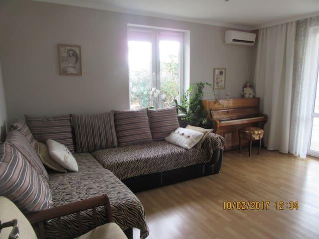 Новый теплый дом вблизи Олимпийского парка - Casa