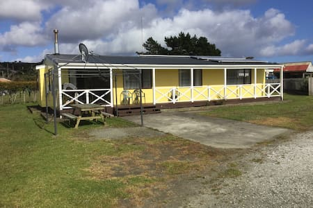 Te Hapua Harbourside