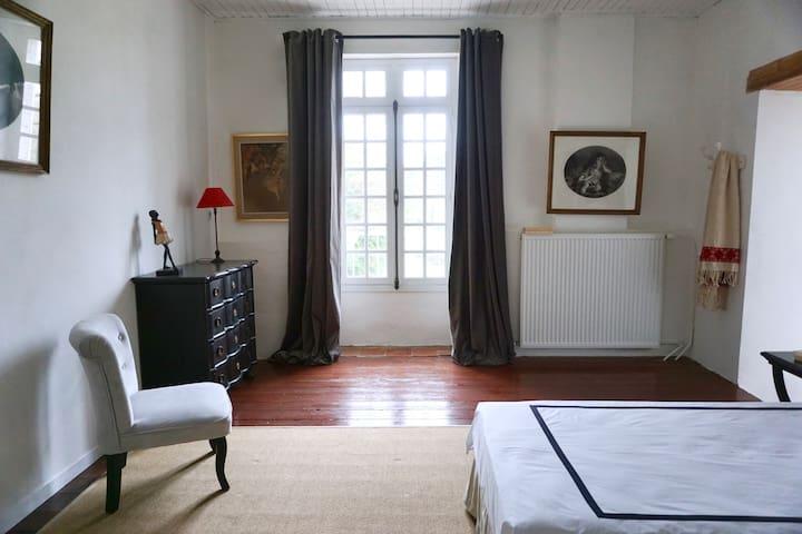 Suite Ambre - chambre 2