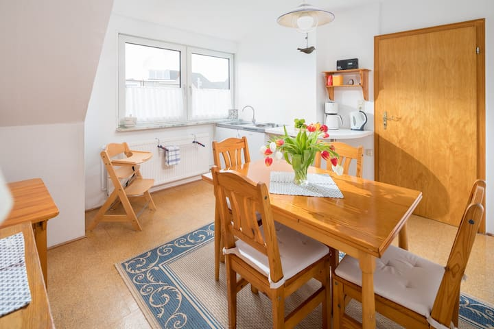 Norderney Wohnung Himmelsrichtung