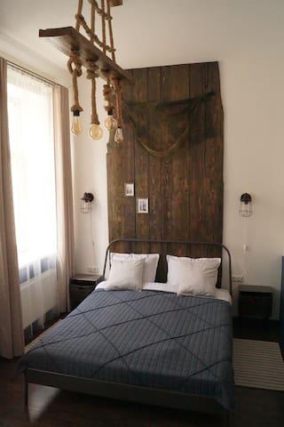 DABA Mini Hotel: Sea Room