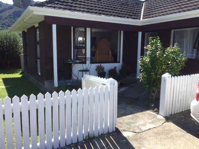 Quiet convenient home
