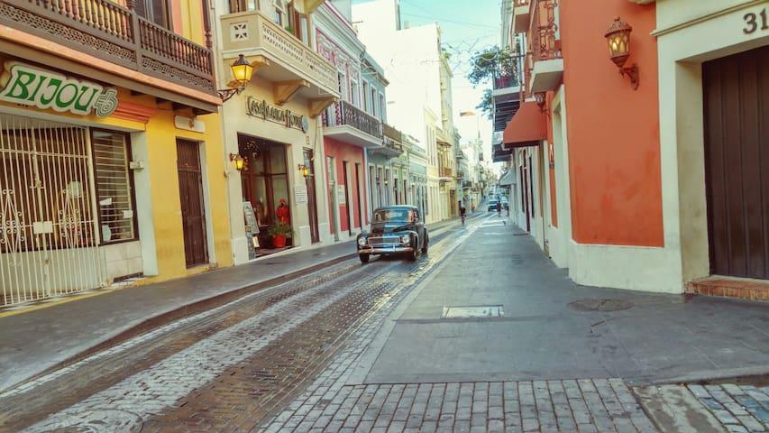 Private Terrace - Entire Apt in OSJ - San Juan - Apartament