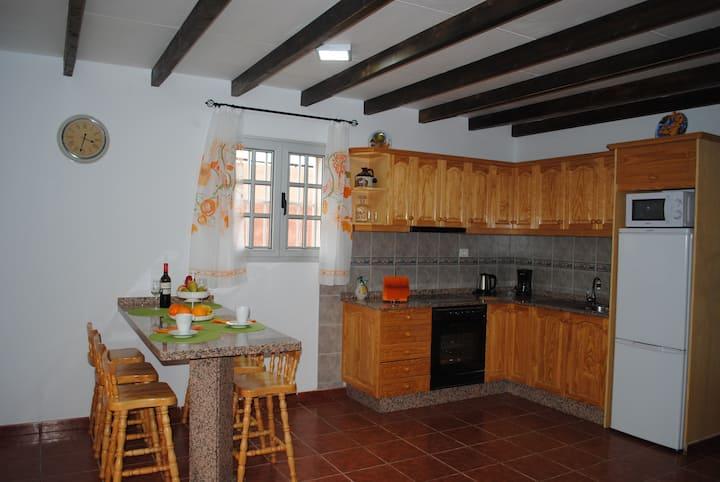 Casa entera en Fagajesto.