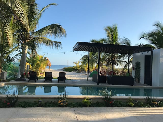Departamentos Playa Pontó Yucatán