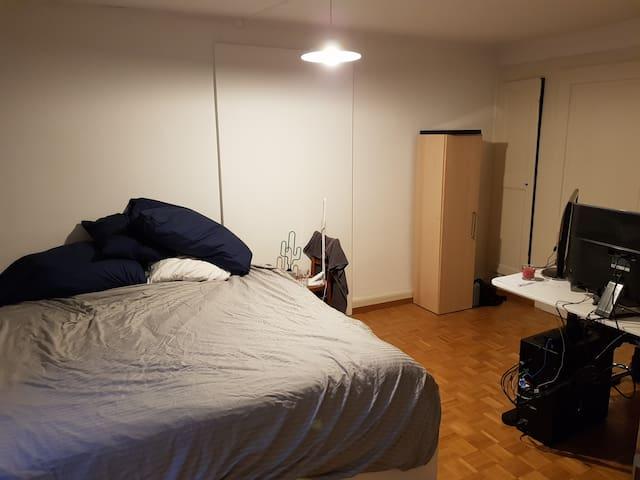 Superbe chambre dans une collocation sympathique