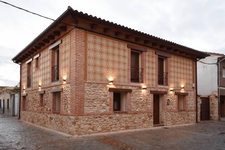 Alquiler casa rural en Coca Segovia