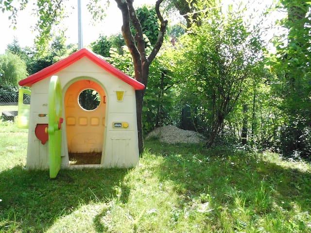 Trilocale al Parco Birreria di Pedavena - Pedavena - Apartment