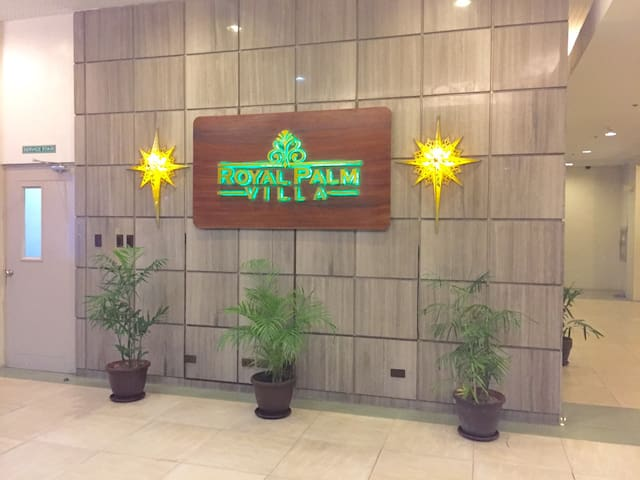 1 BR UNIT NEAR SM CENTER LAS PINAS - Las Pinas - Apartment