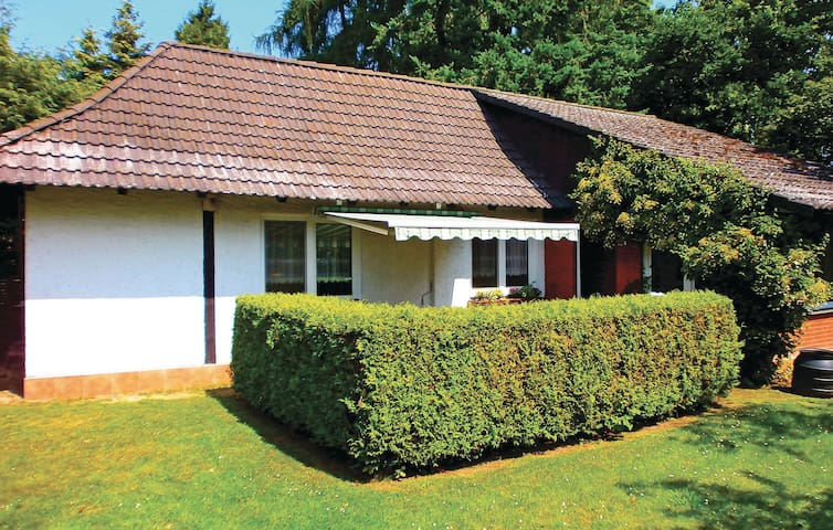 Holiday cottage with 2 bedrooms on 78 m² in Malchow