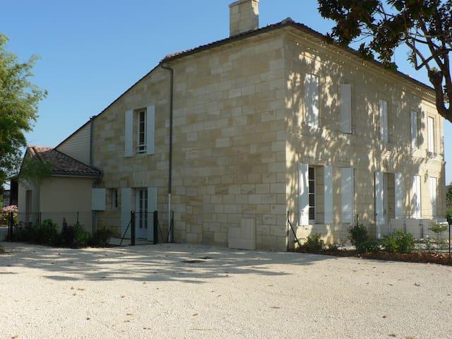 Gîte du Château Lestrille - Saint-Germain-du-Puch - Leilighet