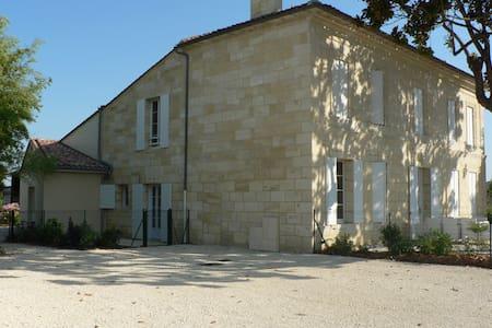Gîte du Château Lestrille - Saint-Germain-du-Puch