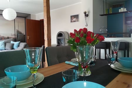 City Apartment New York in Duissern - Duisburg