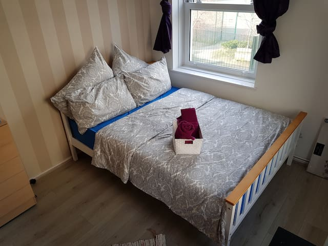 Large Double Room in Trendy Shoreditch (D)
