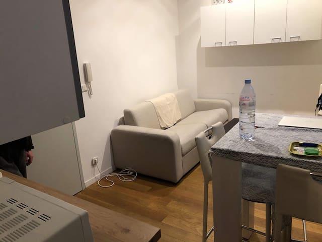 Appartement hypercentre moderne et cosy , Gambetta