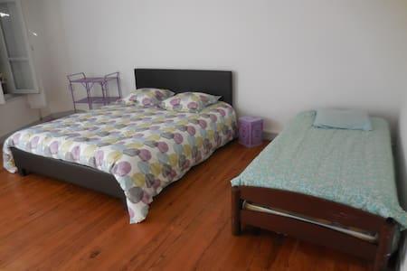 chambres à louer centre ville - Tonneins - House