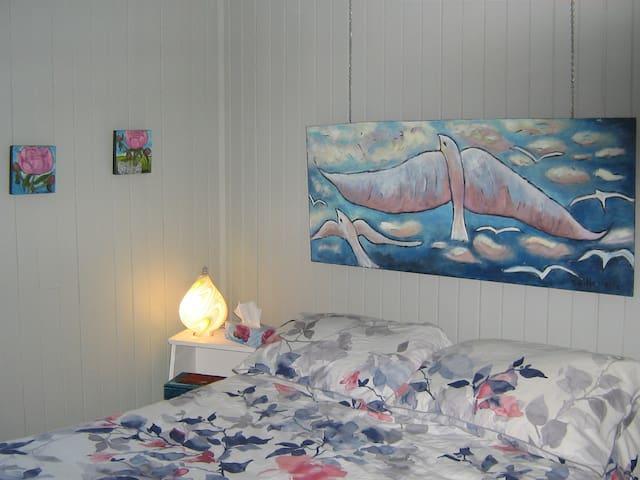 Atelier Chat bleu - Leclercville - House