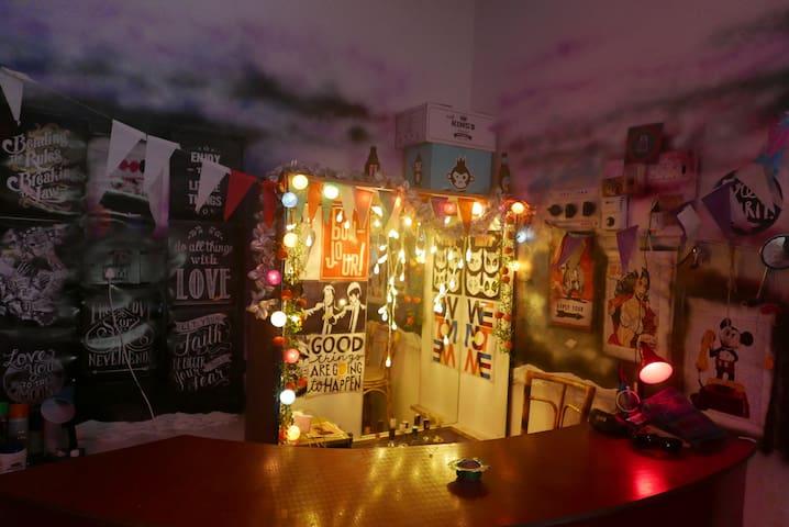 Funk dorm ( A/C )