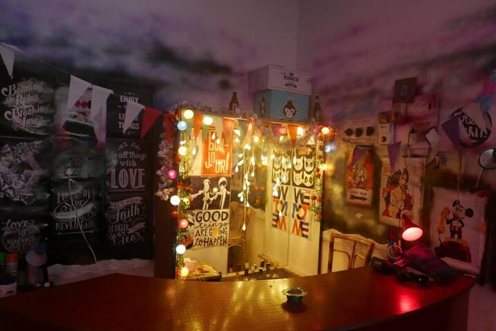 Funk Room Anjuna ( A/C )