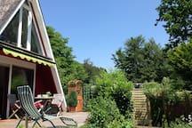 Sonniges Nur-Dach-Ferienhaus Pfalz