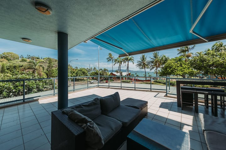3 Bedroom with Rockpool and Magnetic Island views