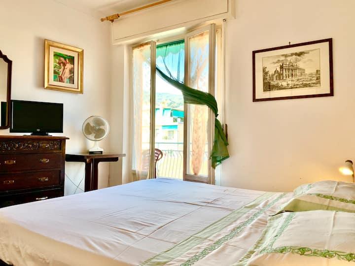 Nice room Sanremo's heart