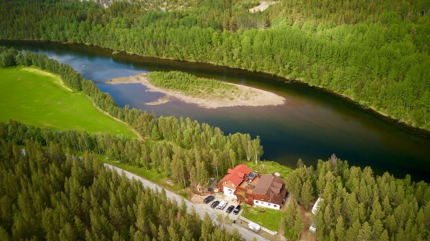Reisastua Lodge, Sappen Suite