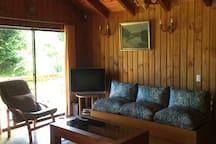 3 Bedroom House views of the Villarrica Volcano