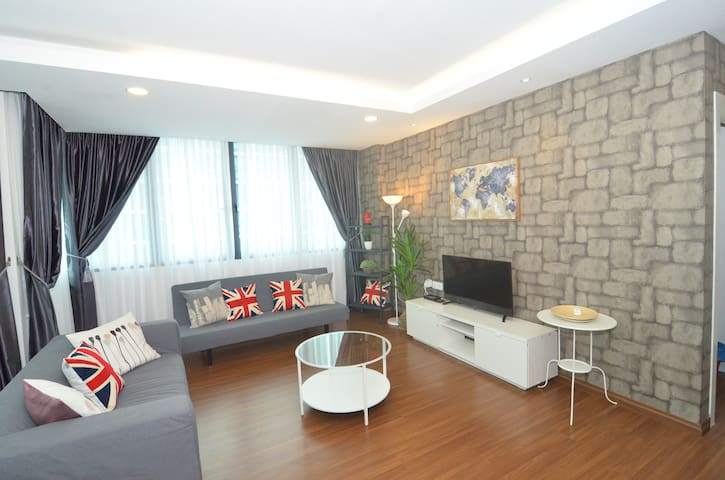 Kuching City New Vivacity Cozy Home 1