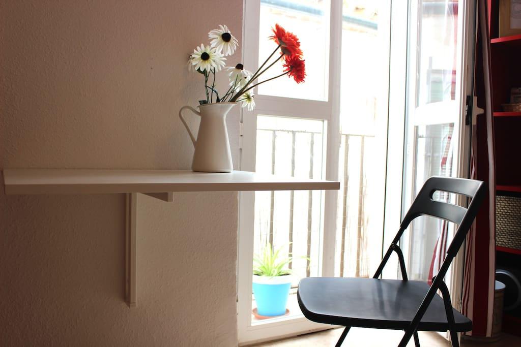 Cordoba. Center. With a nice balcony...enjoy the refreshing air...