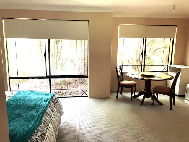 Large lockable private room