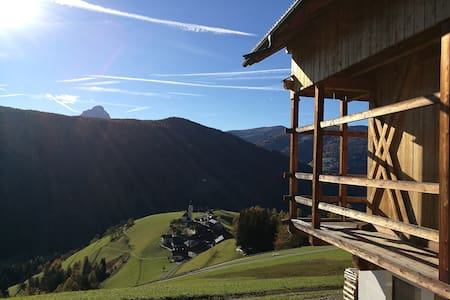 Little Farm in the Dolomites