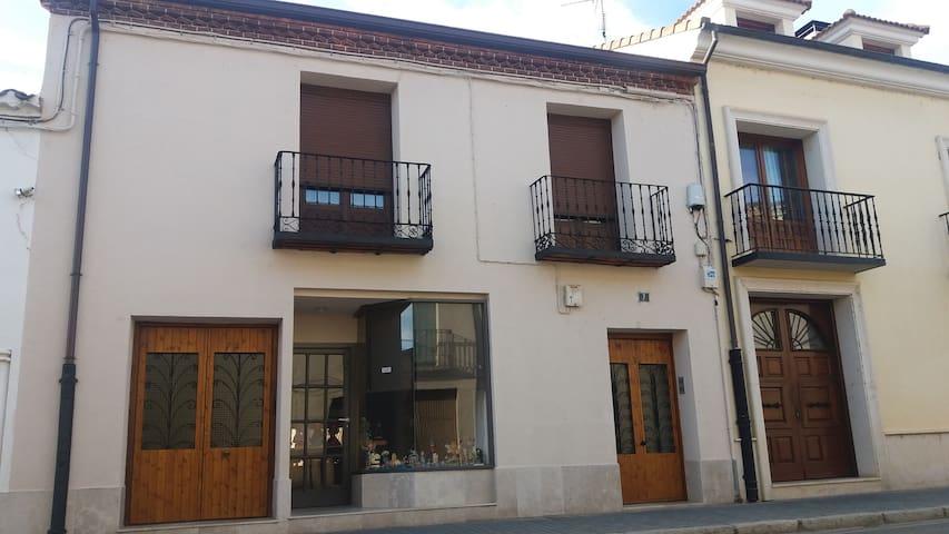 La casa de El Burgo