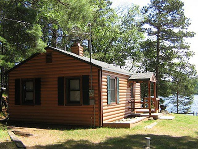 Knotty-Pine-Norway - Minocqua - Kabin