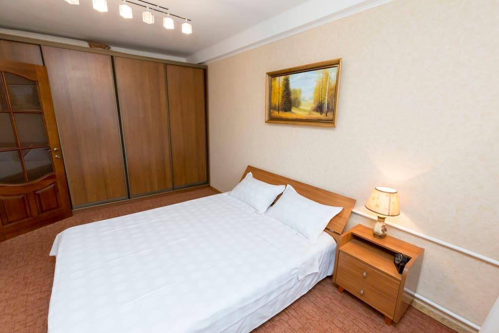 Спальная комната - шкаф-купе