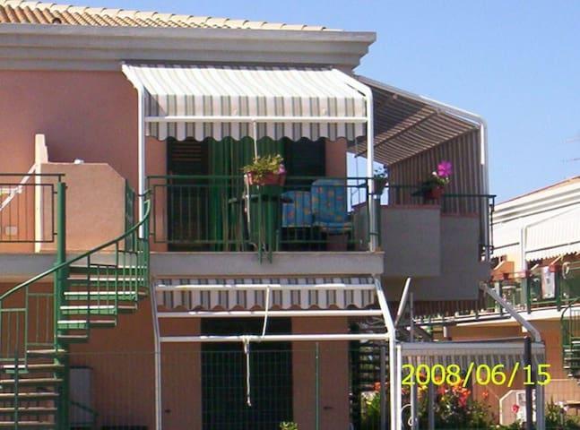 BILOCALE IN RESIDANCE CON PISCINA - Campofelice di Roccella - อพาร์ทเมนท์