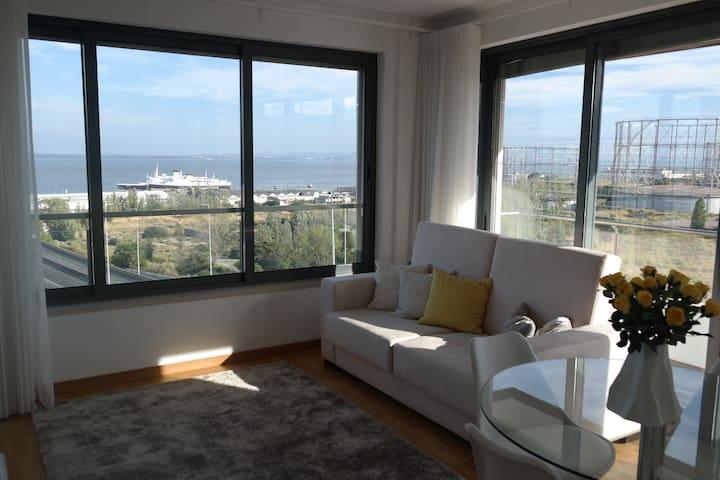 Luxury apartment in Parque das Nações - Lizbona - Apartament