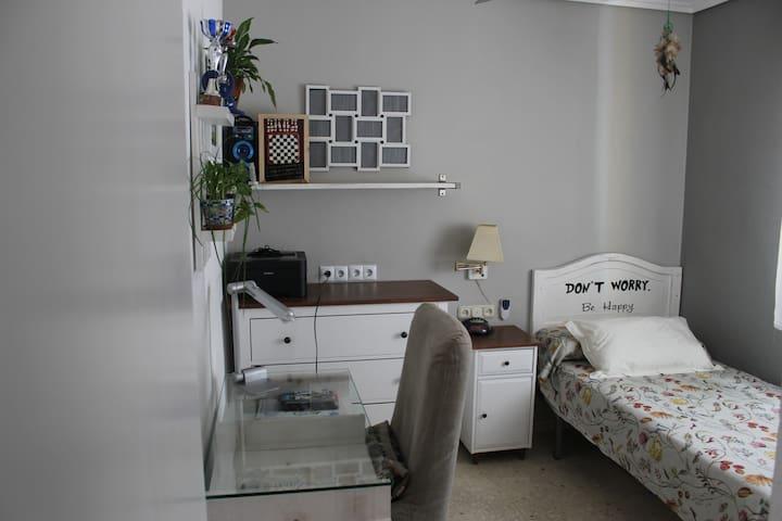 Single room in historic center of Cordoba