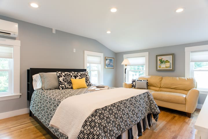 The 1850 Morse Home with award-winning updates - Wellesley