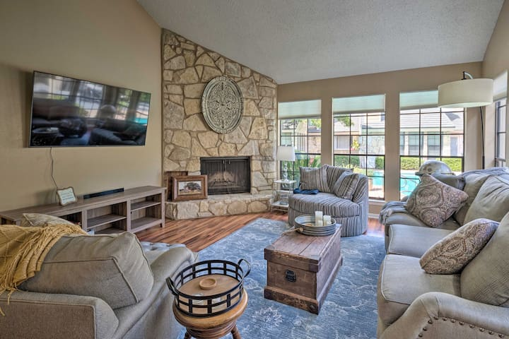 Horseshoe Bay Resort Townhome -Near Lake LBJ!