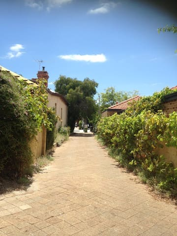 300 metres from the beach in South Fremantle